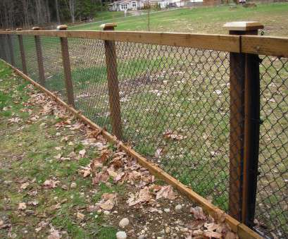 wire mesh fencing winnipeg Chain Link Fence with Cedar Wood Trim, Fence ideas in 2018 Wire Mesh Fencing Winnipeg Perfect Chain Link Fence With Cedar Wood Trim, Fence Ideas In 2018 Images