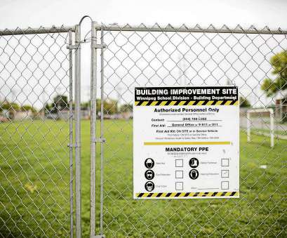 wire mesh fencing winnipeg The field is fenced, from, concrete play area after, field, found to Wire Mesh Fencing Winnipeg Nice The Field Is Fenced, From, Concrete Play Area After, Field, Found To Photos