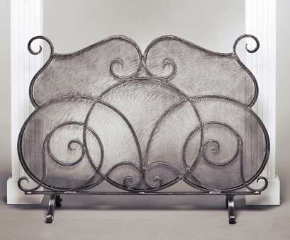 wire mesh fire screen Get Quotations · Fireplace Screen,
