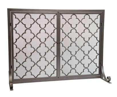 wire mesh flame screen Amazon.com: Large Steel Geometric Fireplace Screen with Doors, Durable Frame, Metal Mesh, 44, 33 H,Bronze: Home & Kitchen Wire Mesh Flame Screen Nice Amazon.Com: Large Steel Geometric Fireplace Screen With Doors, Durable Frame, Metal Mesh, 44, 33 H,Bronze: Home & Kitchen Photos
