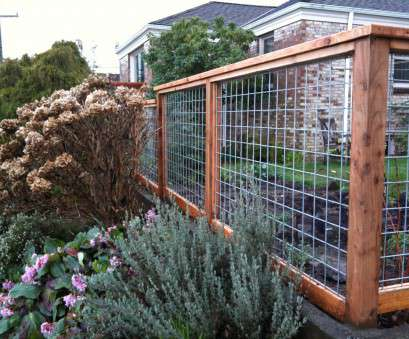 Wire Mesh, Garden Fence Simple Easy, Hog Wire Fence Cost, Raised Beds, To Build A, Wire Fence Ideas Metal Vines, Wire Fence Dogs, Wire Fence Gate Railing Modern, Wire Photos