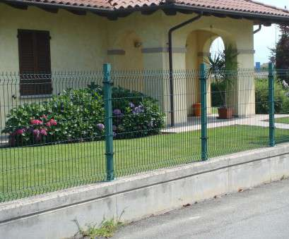 Wire Mesh, Garden Fence Top Garden Fence / Wire Mesh / Welded Mesh / With Panels, RECINTHA N Pictures