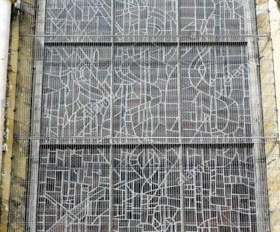 wire mesh glass Protective metal wire mesh over stained glass window in Salisbury Cathedral UK Wire Mesh Glass Fantastic Protective Metal Wire Mesh Over Stained Glass Window In Salisbury Cathedral UK Images