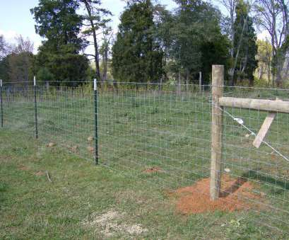 wire mesh goat fence 4