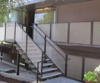 wire mesh handrail panels Banker Wire FPZ-46 metal wire mesh infill panels were used in, railings on Wire Mesh Handrail Panels Most Banker Wire FPZ-46 Metal Wire Mesh Infill Panels Were Used In, Railings On Images