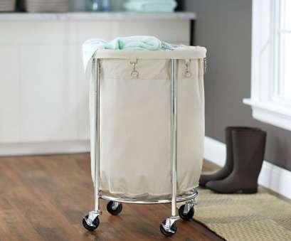 wire mesh laundry basket on wheels ROUND COMMERCIAL LAUNDRY HAMPER ON WHEELS [6021-1], $93.60 : MoreStorage.com Wire Mesh Laundry Basket On Wheels Simple ROUND COMMERCIAL LAUNDRY HAMPER ON WHEELS [6021-1], $93.60 : MoreStorage.Com Images