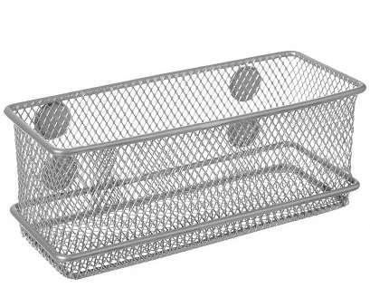 wire mesh magnetic baskets Amazon.com: MyGift Modern Wire Mesh Magnetic Basket Storage Tray, Office Whiteboard Supply Organizer, Silver: Office Products Wire Mesh Magnetic Baskets Brilliant Amazon.Com: MyGift Modern Wire Mesh Magnetic Basket Storage Tray, Office Whiteboard Supply Organizer, Silver: Office Products Galleries
