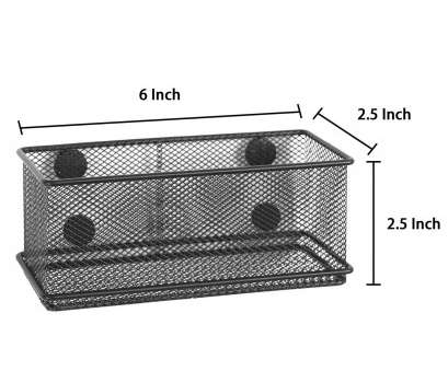 wire mesh magnetic baskets Mygift Wire Mesh Magnetic Storage Baskets Office Supply Organizer, of 3, eBay Wire Mesh Magnetic Baskets Perfect Mygift Wire Mesh Magnetic Storage Baskets Office Supply Organizer, Of 3, EBay Photos