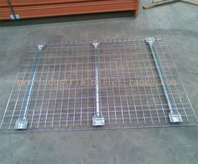 wire mesh pallet rack shelving Customized Industrial Pallet Racks Wire Mesh Decking / Wire Decks, Metal Shelving Wire Mesh Pallet Rack Shelving Most Customized Industrial Pallet Racks Wire Mesh Decking / Wire Decks, Metal Shelving Images