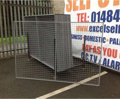 13 Professional Wire Mesh Panels, Cages Uk Images