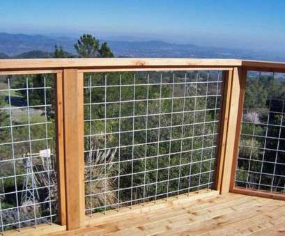 wire mesh panels for deck railings Wire Mesh Deck Railing Systems, Decoration Wire Mesh Deck throughout sizing 1024 X 768 11 Most Wire Mesh Panels, Deck Railings Solutions