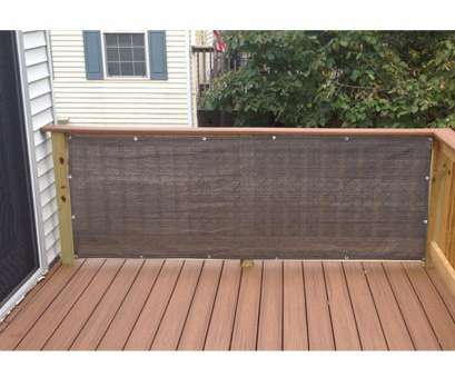 wire mesh panels for deck railings Amazon.com : Alion Home Elegant Privacy Screen Fence Mesh Windscreen Backyard Deck Patio Balcony, Height Brown/Mocha (3'x16') : Garden & Outdoor Wire Mesh Panels, Deck Railings Perfect Amazon.Com : Alion Home Elegant Privacy Screen Fence Mesh Windscreen Backyard Deck Patio Balcony, Height Brown/Mocha (3'X16') : Garden & Outdoor Solutions