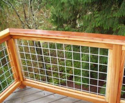 wire mesh panels for deck railings Hog Wire Fence Panels, Sale, Modern Home Interiors : Simple Wire Mesh Panels, Deck Railings Creative Hog Wire Fence Panels, Sale, Modern Home Interiors : Simple Pictures