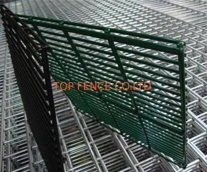Wire Mesh Panels Manufacturers Fantastic (Manufacturer) Powder Coated Twin Wire Welded Mesh /Double Wire Mesh Fence Panels Collections