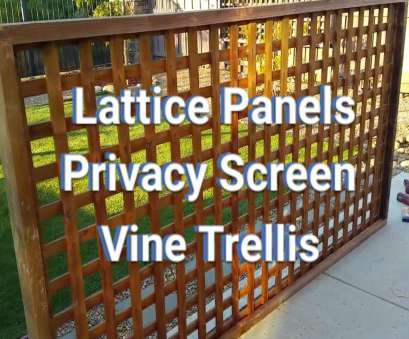 wire mesh panels milwaukee How to Make Lattice Panels, Privacy Screens, Vine Trellis Wire Mesh Panels Milwaukee Perfect How To Make Lattice Panels, Privacy Screens, Vine Trellis Ideas