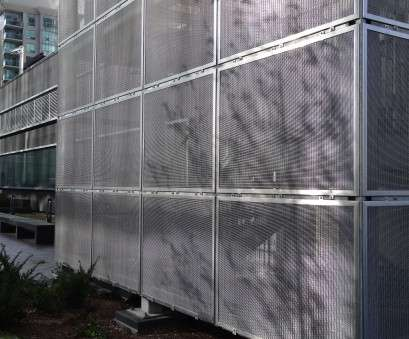 wire mesh panels milwaukee Woven Metal Mesh Proves Ideal Material, Rooftop Stairway Wire Mesh Panels Milwaukee Most Woven Metal Mesh Proves Ideal Material, Rooftop Stairway Images