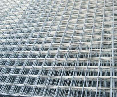 wire mesh panels for ponds 2 Pack Welded Wire Mesh Panels 2.4m x, (8ft x 4ft) Galvanised Steel Grid Sheets 50mm / 2
