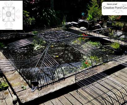 wire mesh panels for ponds Completely safe, completely heron proof pond covers UK Wire Mesh Panels, Ponds Creative Completely Safe, Completely Heron Proof Pond Covers UK Ideas