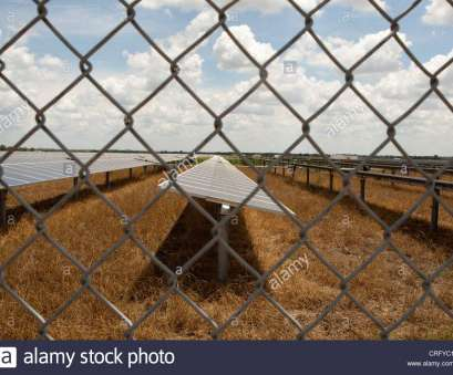 wire mesh panels sunshine coast solar panels at farm in Texas seen through chain link fence produces emission free green power Wire Mesh Panels Sunshine Coast Most Solar Panels At Farm In Texas Seen Through Chain Link Fence Produces Emission Free Green Power Images