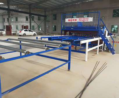 wire mesh panels for trailers CNC Concrete Reinforcing Mesh Machine , Wire Mesh Panel Welding Machine / Production Line Wire Mesh Panels, Trailers Nice CNC Concrete Reinforcing Mesh Machine , Wire Mesh Panel Welding Machine / Production Line Images