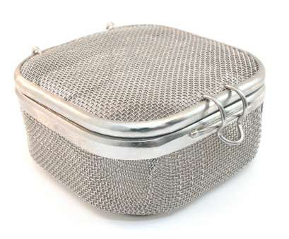 wire mesh parts baskets Small parts sieve trays with lid, made of stainless steel, mesh size:, 1, 230 x, x 50 mm Wire Mesh Parts Baskets New Small Parts Sieve Trays With Lid, Made Of Stainless Steel, Mesh Size:, 1, 230 X, X 50 Mm Galleries