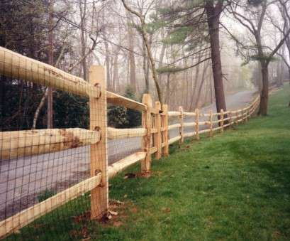 10 Practical Wire Mesh, Post, Rail Fence Galleries