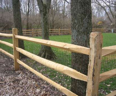 wire mesh for post and rail fence Locust Split Rail Fence with wire mesh, Home, Garden Wire Mesh, Post, Rail Fence Cleaver Locust Split Rail Fence With Wire Mesh, Home, Garden Pictures