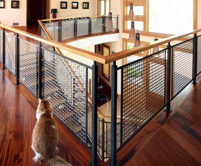 wire mesh railing Stainless Mesh Railings, Railing, Pinterest, Staircases, Wire Wire Mesh Railing Perfect Stainless Mesh Railings, Railing, Pinterest, Staircases, Wire Solutions