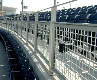 wire mesh railing Top mounted Gridguard intercrimped wire mesh within a U-edge channel border Wire Mesh Railing Most Top Mounted Gridguard Intercrimped Wire Mesh Within A U-Edge Channel Border Images