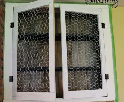 14 Top Wire Mesh Screen Cabinet Doors Galleries