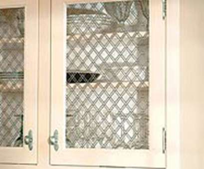 wire mesh screen cabinet doors Decorative Wire Grille Pre-Woven, x, Sheets-Antique Brass Wire Mesh Screen Cabinet Doors Fantastic Decorative Wire Grille Pre-Woven, X, Sheets-Antique Brass Solutions