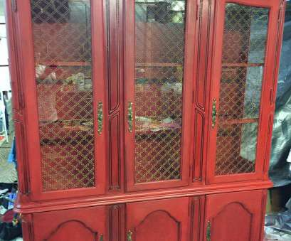 wire mesh screen cabinet doors This is truly, of my favorite outcomes, red China cabinet with wire mesh in, doors. LOVE IT! Wire Mesh Screen Cabinet Doors Brilliant This Is Truly, Of My Favorite Outcomes, Red China Cabinet With Wire Mesh In, Doors. LOVE IT! Photos