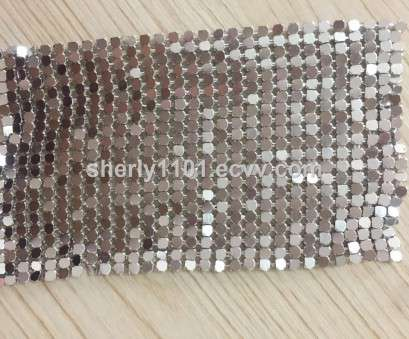 wire mesh screen material sequin fabric/aluminum material metal cloth/decorative wire mesh curtain, room partition screen 8 Perfect Wire Mesh Screen Material Solutions