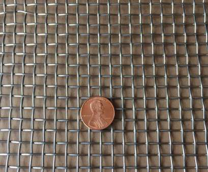 wire mesh screen mesh Stainless Steel, Mesh #4 .047Wire Cloth Screen 4