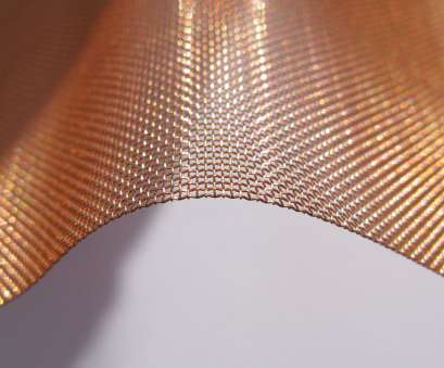 wire mesh screen nz Copper Wire Mesh by Weisse & Eschrich, STYLEPARK Wire Mesh Screen Nz Brilliant Copper Wire Mesh By Weisse & Eschrich, STYLEPARK Collections
