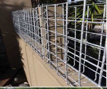 wire mesh screen nz gabion capped plaster wall detail using 75mm thick folded gabion .nz Wire Mesh Screen Nz Cleaver Gabion Capped Plaster Wall Detail Using 75Mm Thick Folded Gabion .Nz Pictures