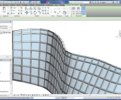 wire mesh screen revit family Intro to Massing, Curved Curtain Wall Systems in Autodesk Revit 2014, YouTube Wire Mesh Screen Revit Family New Intro To Massing, Curved Curtain Wall Systems In Autodesk Revit 2014, YouTube Pictures