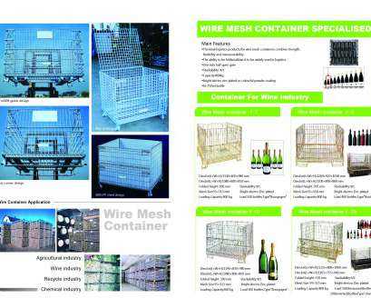 wire mesh screen sizes material handling metal products-wire mesh container, material Wire Mesh Screen Sizes New Material Handling Metal Products-Wire Mesh Container, Material Ideas