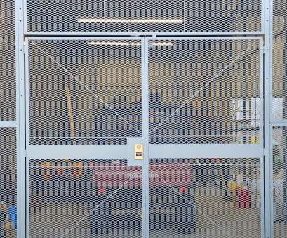 wire mesh security door SG2000 Welded Wire Partitions, Wire Security Cages, DACO Wire Mesh Security Door Perfect SG2000 Welded Wire Partitions, Wire Security Cages, DACO Ideas