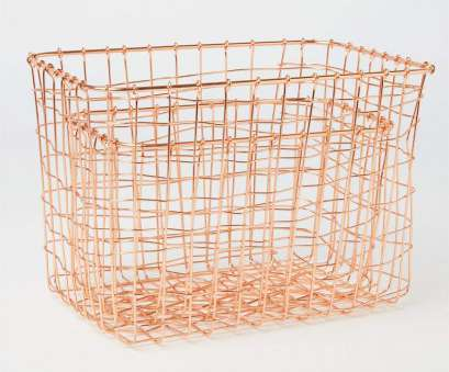 9 Simple Wire Mesh Storage Baskets Uk Solutions
