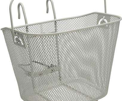 wire mesh tote baskets Bell Tote, Front Basket with Handle, Bicycle Bell Tote, Front Basket with Handle, Bicycle