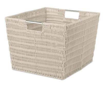 wire mesh tote baskets Storage Tote Collection 15, x, in. Rattique Storage Tote Wire Mesh Tote Baskets Perfect Storage Tote Collection 15, X, In. Rattique Storage Tote Collections