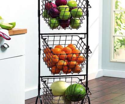 wire mesh vegetable baskets Wire Storage Basket Bins Shelving 3 Tier Rack Organizer Fruit Stand Vegetable Wire Mesh Vegetable Baskets Fantastic Wire Storage Basket Bins Shelving 3 Tier Rack Organizer Fruit Stand Vegetable Solutions