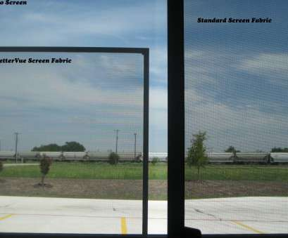 wire mesh window screen Left: BetterVue Screen (Superior Clear View); Right: Standard Screen Fabric standard Wire Mesh Window Screen Popular Left: BetterVue Screen (Superior Clear View); Right: Standard Screen Fabric Standard Galleries