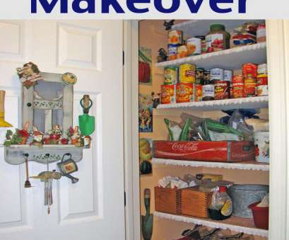 wire pantry shelves sagging Inexpensive, Pantry Makeover, Living on a Dime Wire Pantry Shelves Sagging Most Inexpensive, Pantry Makeover, Living On A Dime Pictures