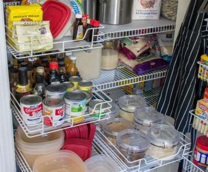 wire pantry shelves sagging Pantry Makeover,, pantry organization ideas,, to, a sagging door, How Wire Pantry Shelves Sagging Simple Pantry Makeover,, Pantry Organization Ideas,, To, A Sagging Door, How Galleries