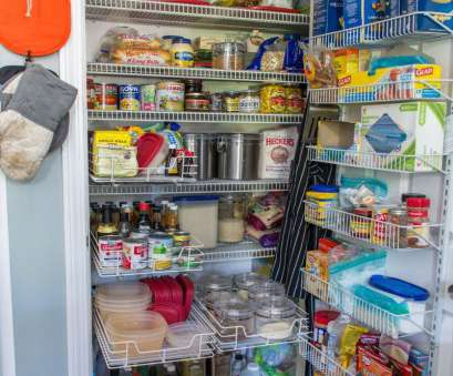 wire pantry shelves sagging Pantry Makeover,, pantry organization ideas,, to, a sagging door, How Wire Pantry Shelves Sagging New Pantry Makeover,, Pantry Organization Ideas,, To, A Sagging Door, How Images