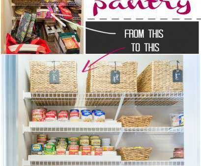 wire pantry shelving ideas Small Pantry organization ideas with baskets, risers,, pop canisters Wire Pantry Shelving Ideas Popular Small Pantry Organization Ideas With Baskets, Risers,, Pop Canisters Ideas