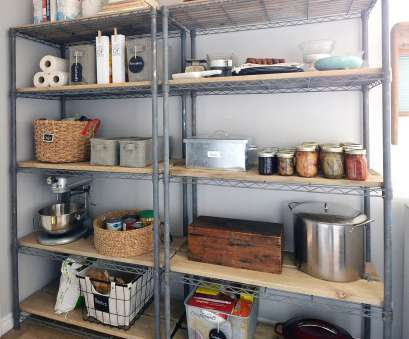 wire pantry shelving The Crux -, To Give Pantry Shelving Easy Rustic Charm -, Crux Wire Pantry Shelving Simple The Crux -, To Give Pantry Shelving Easy Rustic Charm -, Crux Galleries