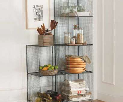 12 Most Wire Pantry Shelving Units Pictures